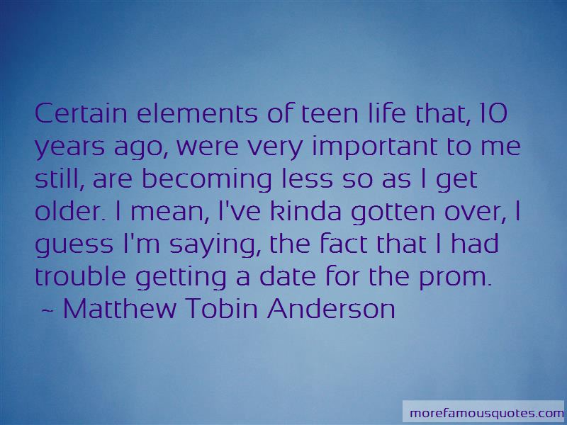 No Prom Date Quotes Pictures 3