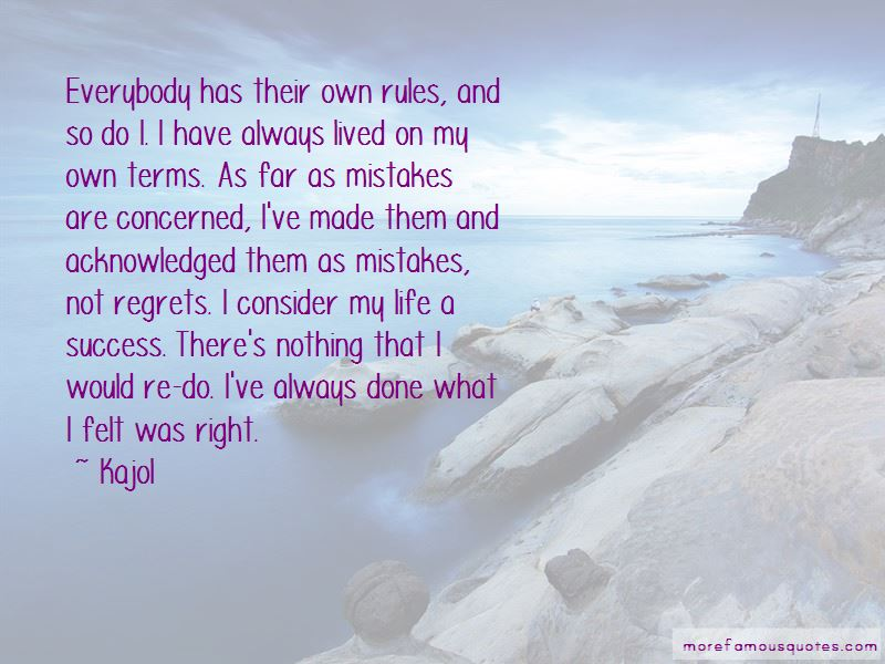 On My Own Terms Quotes Pictures 3