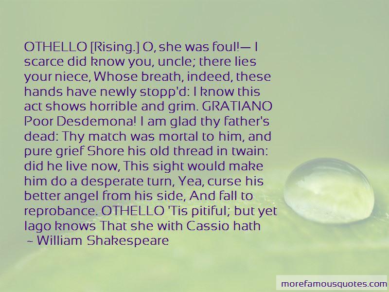 Othello Act 1 Iago Quotes