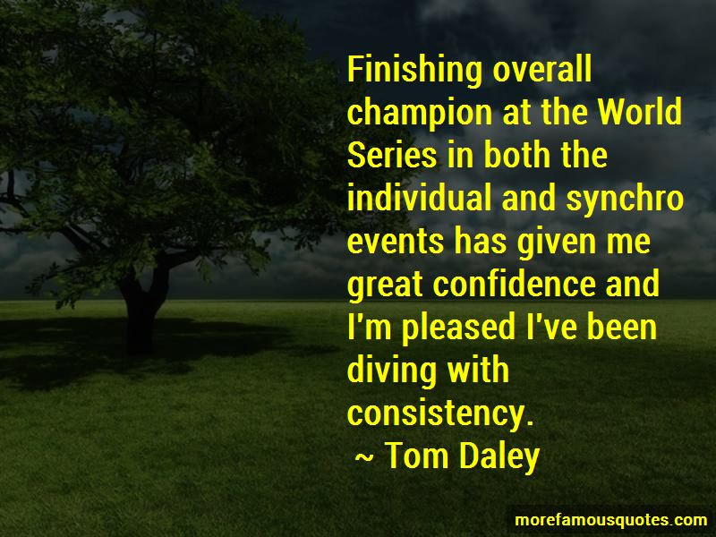 Overall Champion Quotes