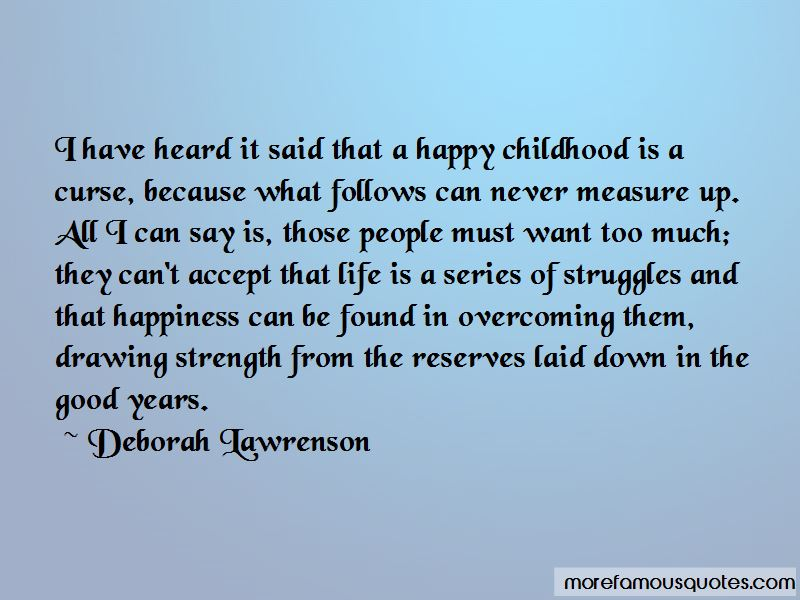 Overcoming Life Struggles Quotes. U201c