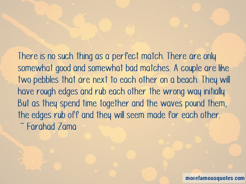 Match couples quotes perfect Perfect Couple