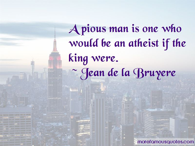 Pious Man Quotes Pictures 2