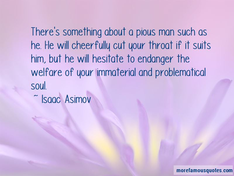 Pious Man Quotes Pictures 3