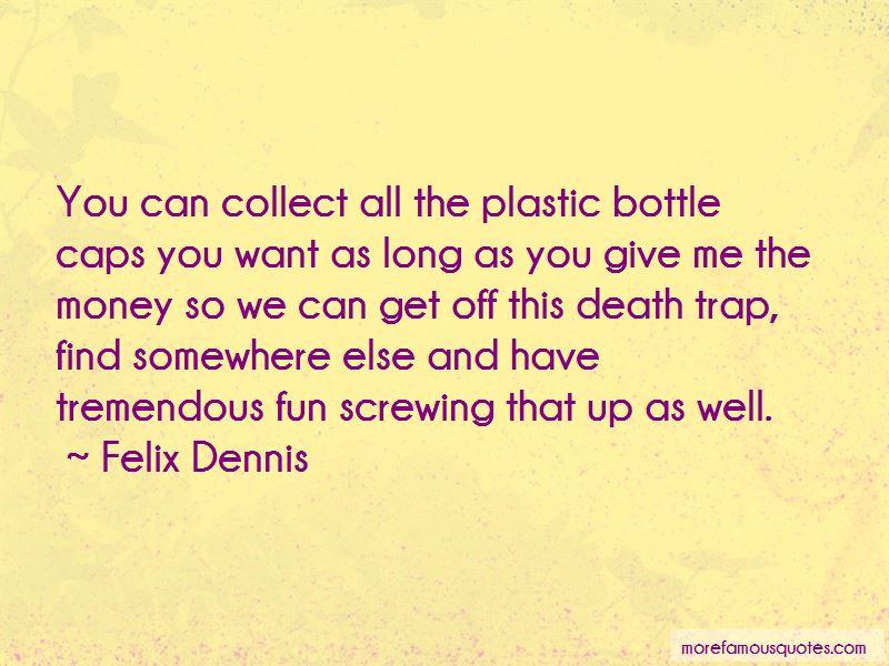 Plastic Bottle Quotes Pictures 2