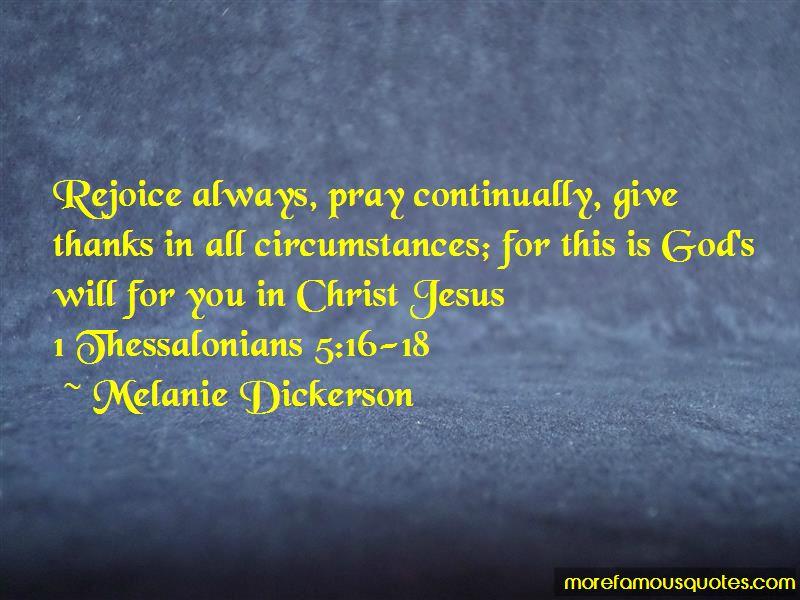 Pray Continually Quotes