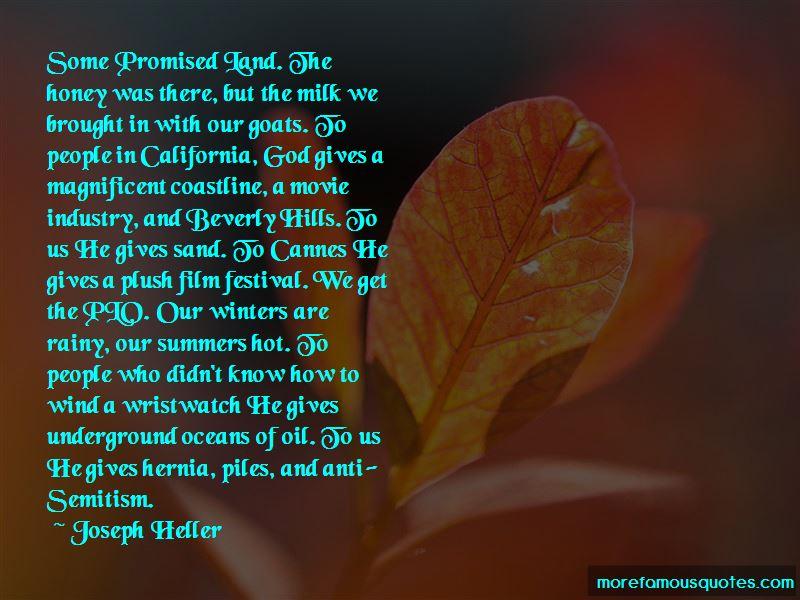 Promised Land Movie Quotes