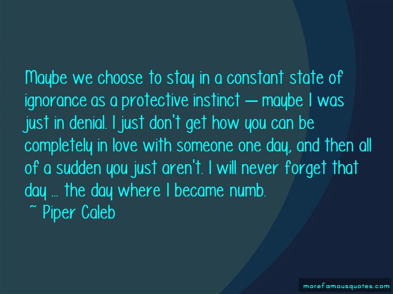 Protective Instinct Quotes Pictures 2