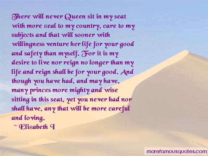 Queen Zeal Quotes