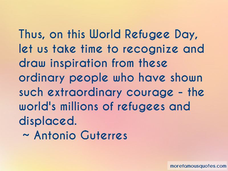 Refugee Day Quotes