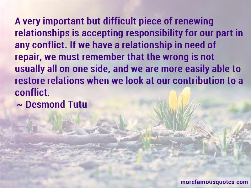 Repair Relationship Quotes: top 9 quotes about Repair ...