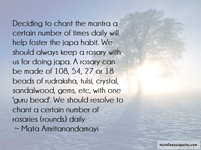 Rosary Bead Quotes
