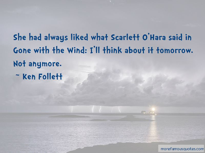 Scarlett Gone With The Wind Quotes