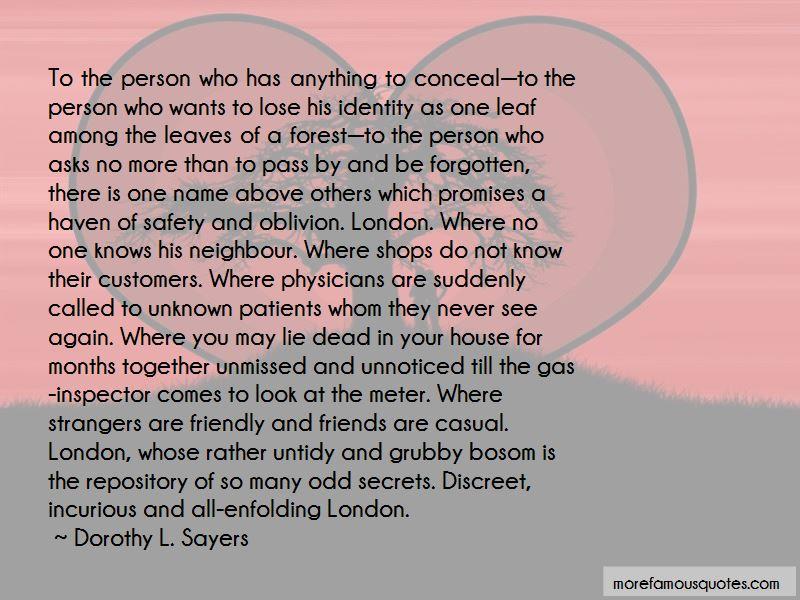Secrets Among Friends Quotes