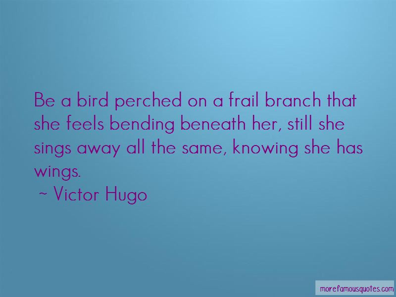 She Has Wings Quotes