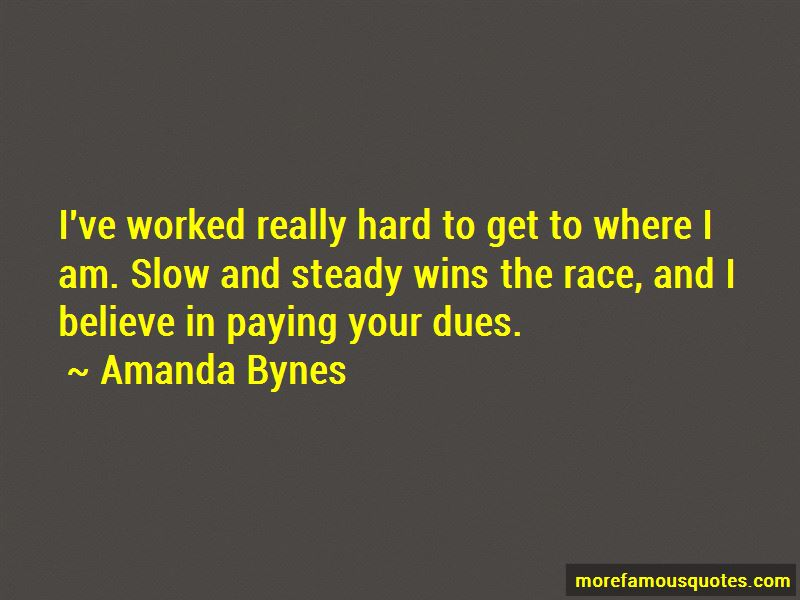 Slow And Steady Wins Quotes
