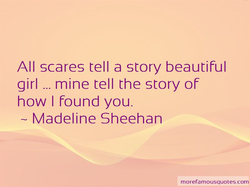 Story Of Beautiful Girl Quotes Pictures 4