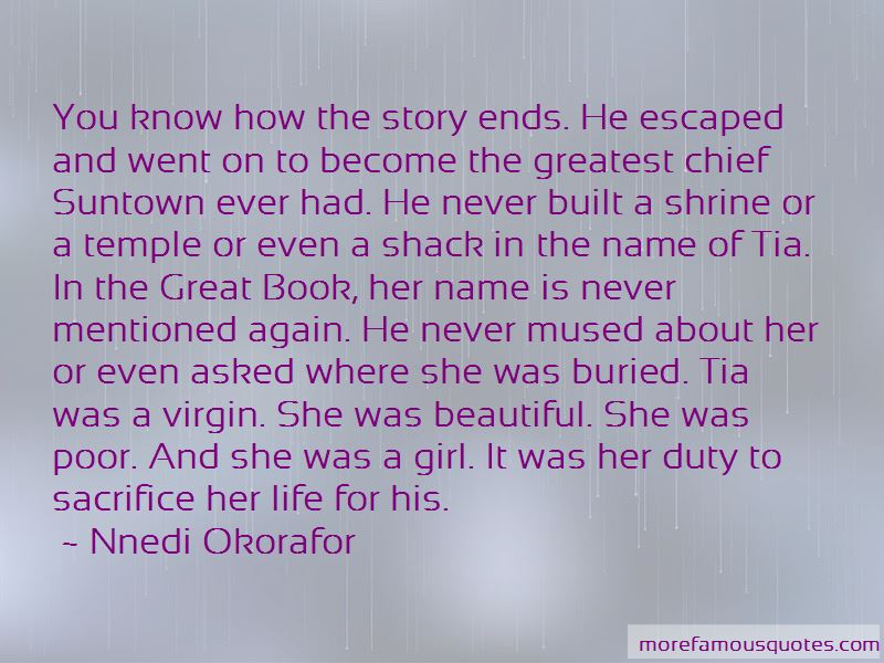 Story Of Beautiful Girl Quotes