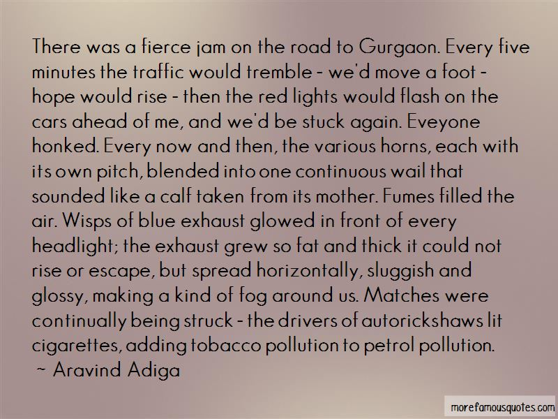 Stuck Traffic Quotes Pictures 2