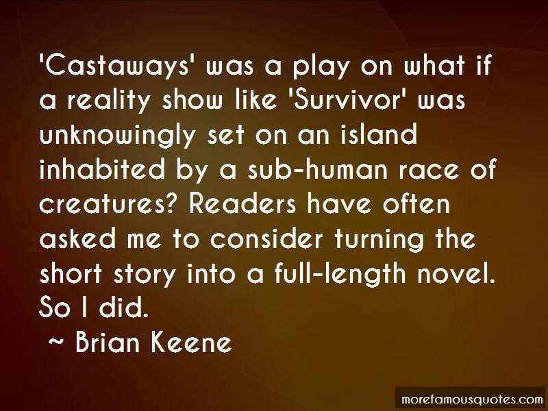 Survivor Reality Show Quotes Pictures 4