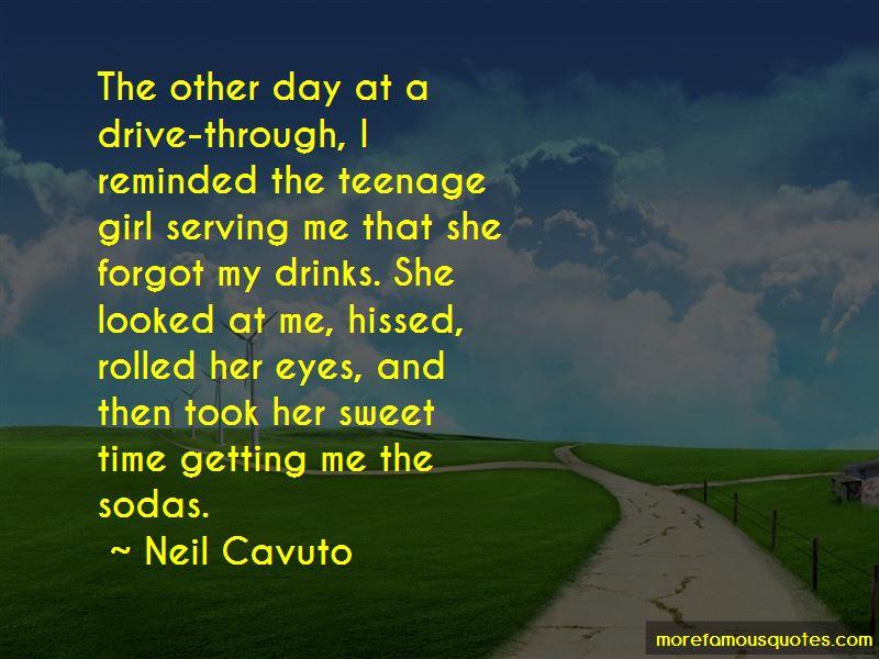 Sweet Teenage Girl Quotes