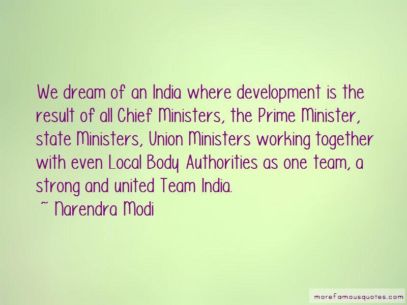 Team United Quotes