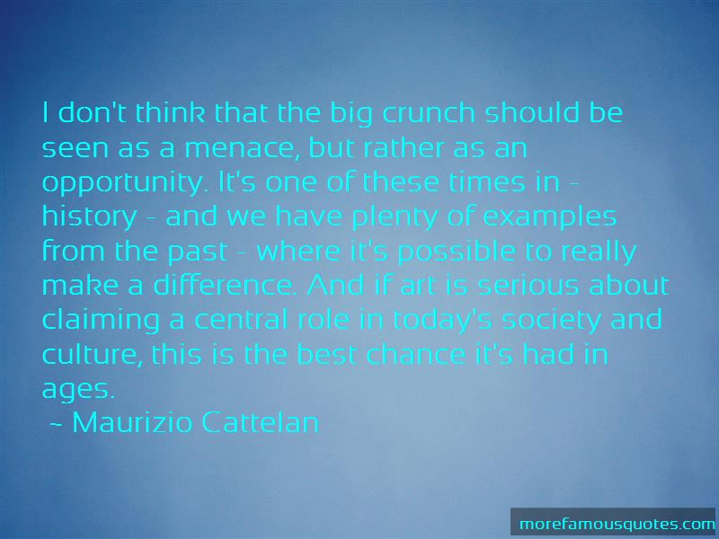 The Big Crunch Quotes