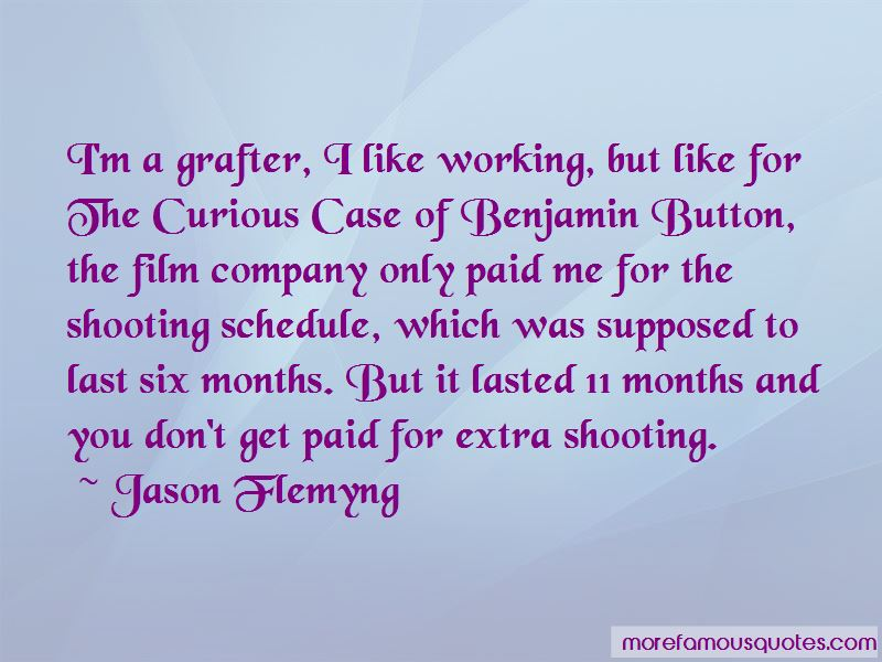 The Curious Case Quotes Pictures 2