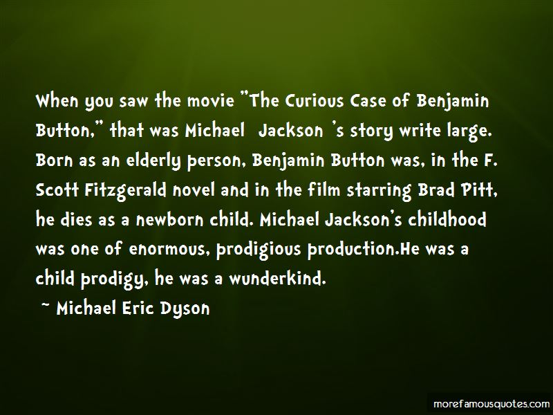 The Curious Case Quotes Pictures 4