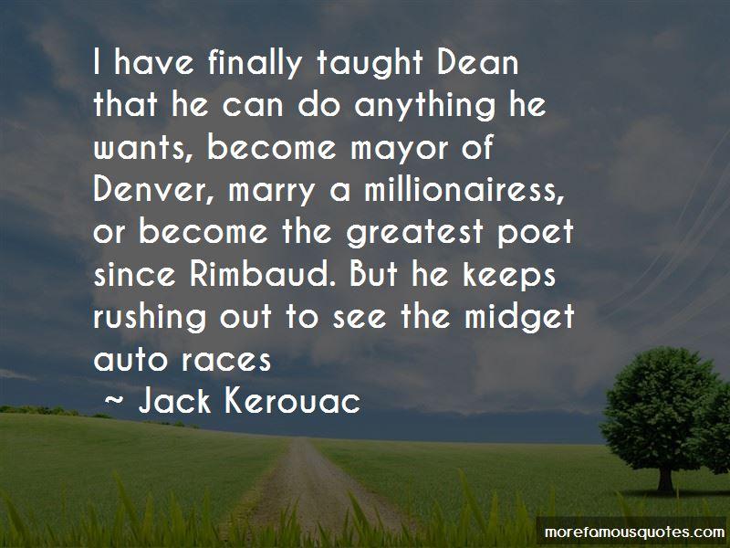 The Millionairess Quotes