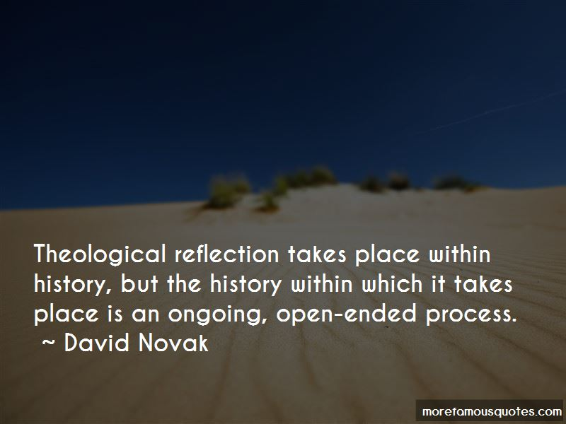 Theological Reflection Quotes