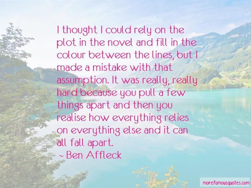 Things Fall Apart Novel Quotes