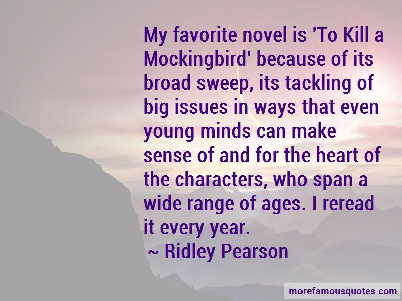 To Kill And Mockingbird Quotes