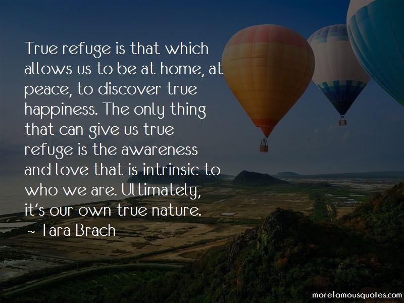 True Refuge Quotes Pictures 3