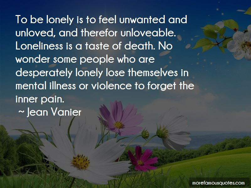 Unwanted And Unloved Quotes