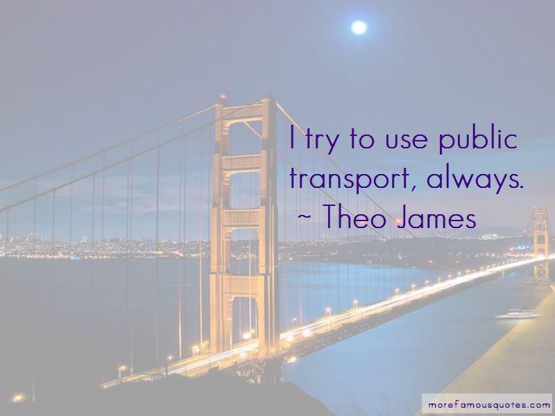 Use Public Transport Quotes