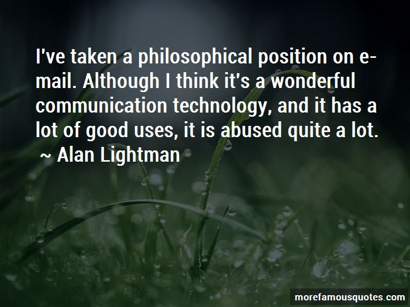 Uses Of Technology Quotes Pictures 3