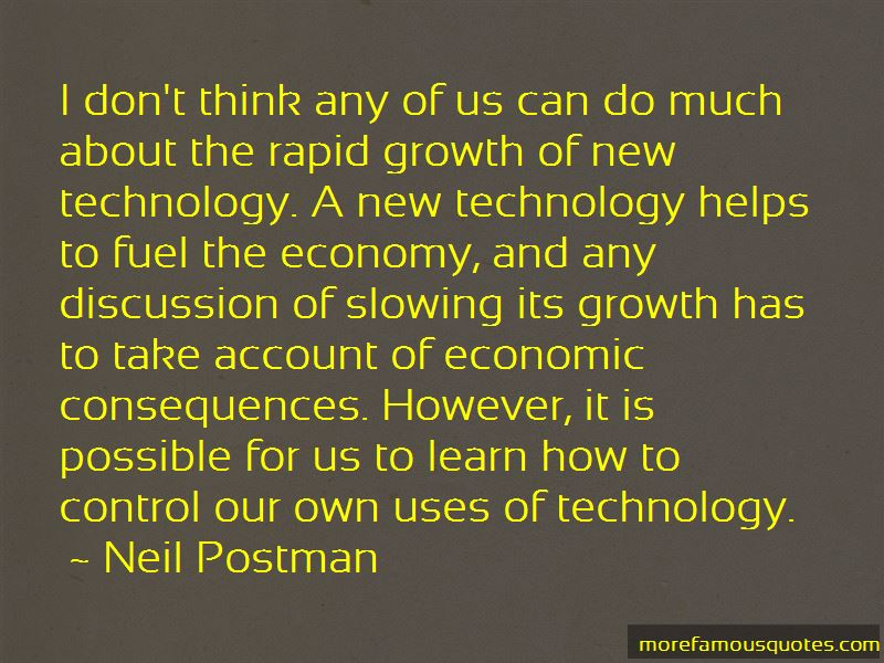 Uses Of Technology Quotes