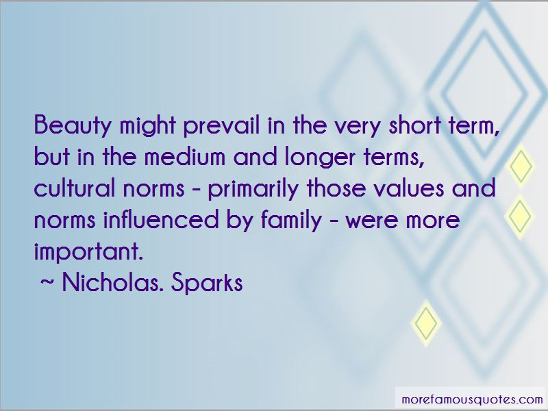 Values And Norms Quotes Pictures 3