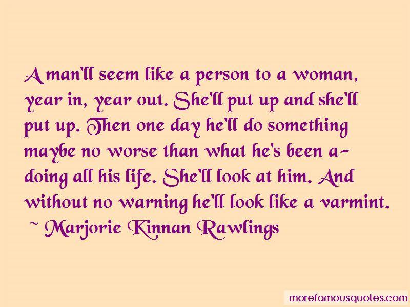 Varmint Quotes