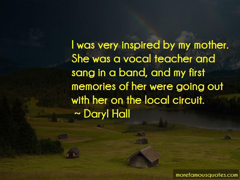 Vocal Teacher Quotes