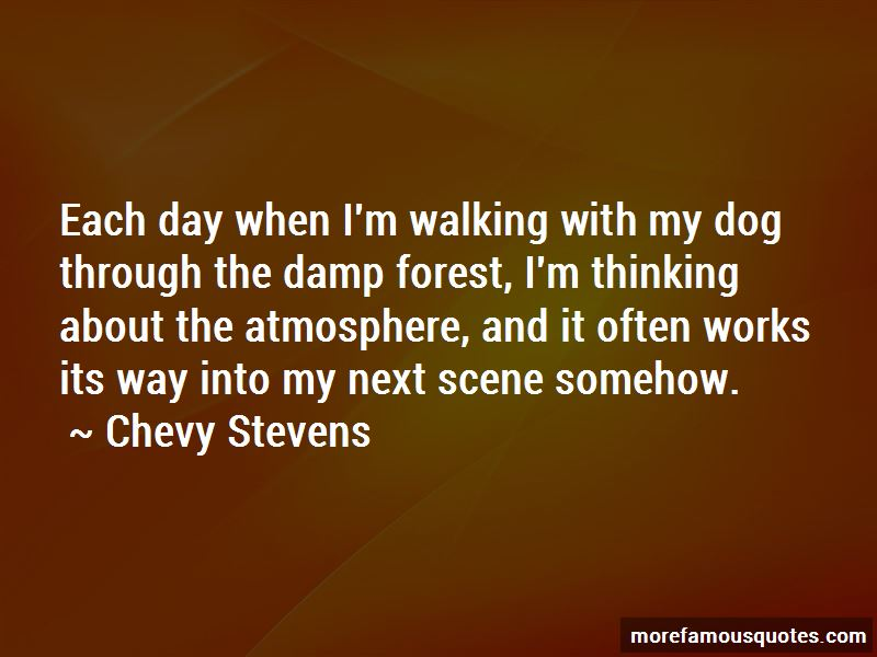 Walking With My Dog Quotes