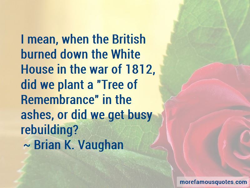 War Remembrance Quotes