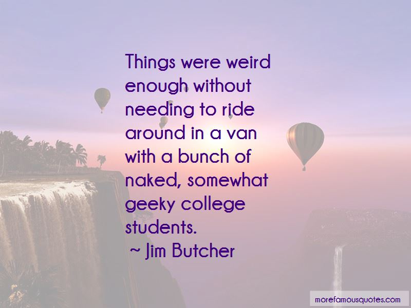 Were Weird Quotes Pictures 2