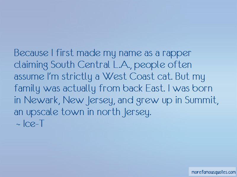 West Coast Rapper Quotes