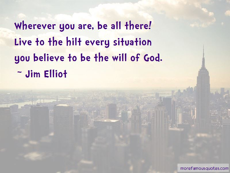 Wherever You Are Be All There Quotes Pictures 4