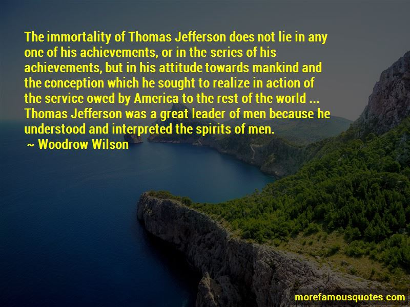 Wi Thomas Quotes