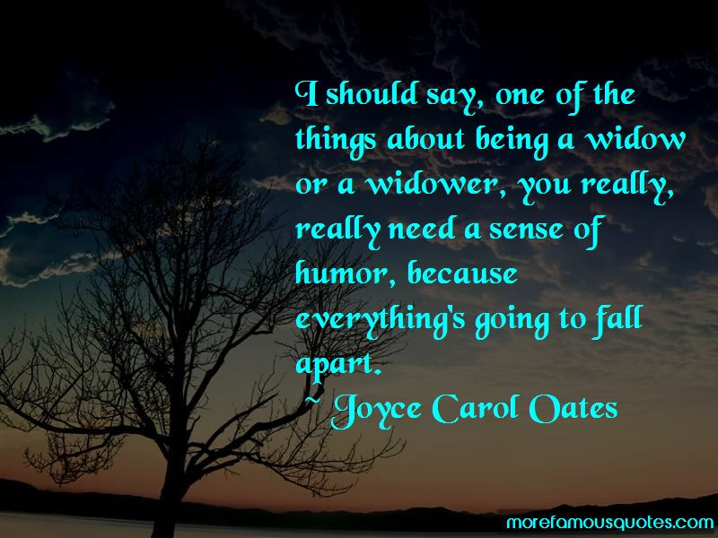 Widower Quotes