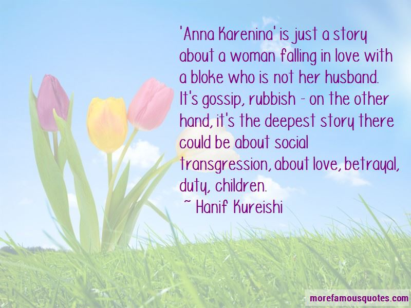 Woman Falling In Love Quotes