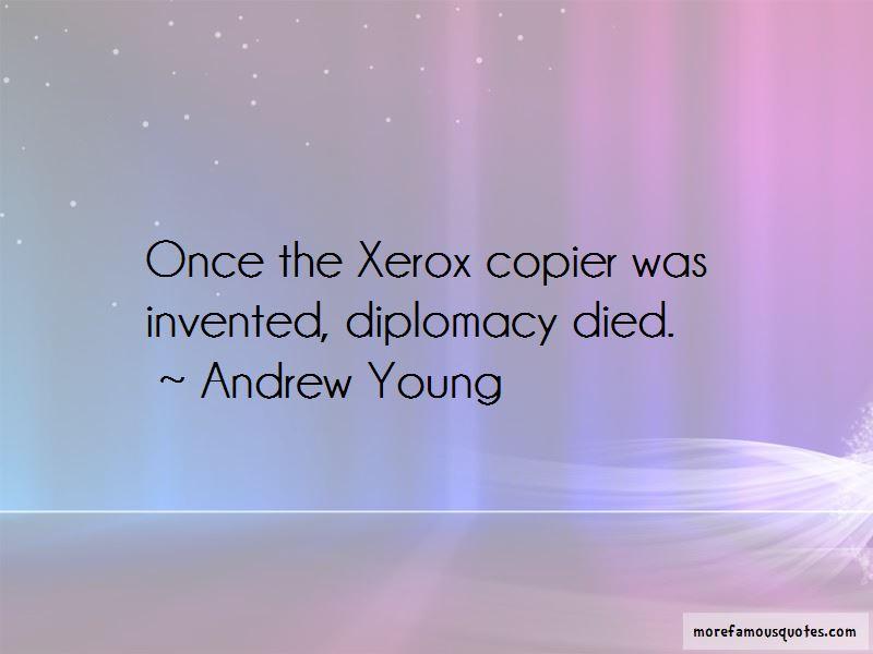 Xerox Copier Quotes